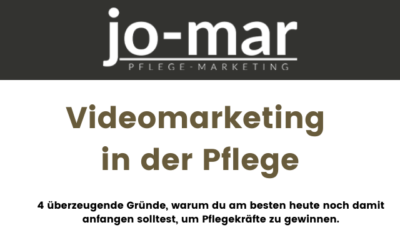Videomarketing in der Pflege